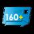 Past160 icon