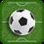 Football balls icon