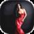 Red Silk Live Wallpaper icon
