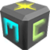 Magic cube 3d icon