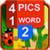 1 Word 4 Pics - Find the Words icon