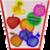 100 Fruit icon