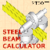 STEEL BEAM CALCULATOR app for free