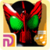 Music Battle Kamen Rider OOO icon