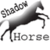 Shadow horse icon