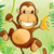 Monkey Banana Jump app for free