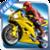 DRAG BIKE RACING icon