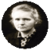 Marie Curie icon
