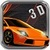Augmented 3d Car Paint icon