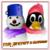 Mr Snowy and DJ Pingo app for free