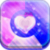 Love and Heart Live Wallpaper app for free