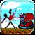 Stickman Shooting-Swat Combat icon