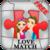 LOVE MATCH PUZZLE icon