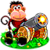 Monkey Tower Defense Game icon