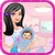 My New Baby Born and baby care games app for free