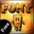 Fony3D Space icon
