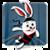 Ninja Bunny  icon