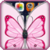 ButterFly Zipper Lock Screen app for free