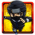 Ninja Hero Run Jump Dash 3D icon
