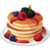 Pancake recipes food icon