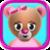Bear Dress up iOS icon