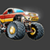 Drag Race Monster Truck 240x400 icon