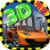 3D Parking icon