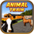 Farm Animal Transport Train 3D app for free