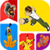 Cartoons Quiz free icon