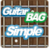 Activity Guitar Bag Simple icon