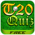 T20 Quiz Free icon