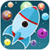 Bubble Space Orb Shooter app for free