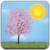 Lonely Cherry Blossom Tree LW app app for free