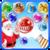 Christmas bubble war icon