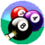 Rules to play Eight Ball Pool icon