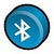 Blu-etooth messenger icon