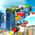Flying Car Transport Truck 3D app for free