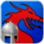 Dragons and Knights app for free