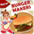 New Burger Maker-Cooking game icon