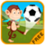MONKEY KICK FOOTBALL icon