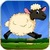 Lucky the sheep - Farm run For Android icon