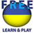 Learn and play Ukrainian free app for free