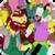 Simpsons Harlem Shake icon