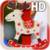 Funny Deer Live Wallpaper app for free