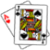 Blackjack Game on Android Mobile icon