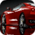 Luxury Red Car LWP icon