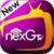 nexGTv mobile Tv for Android users icon