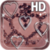 Hearts HD Live Wallpaper icon
