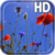 Poppies flowers LWP app for free