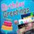 Birthday Greeting eCards Maker app for free
